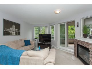 "Photo 3: A302 2099 LOUGHEED Highway in Port Coquitlam: Glenwood PQ Condo for sale in ""SHAUGHNESSY SQUARE"" : MLS®# R2088151"