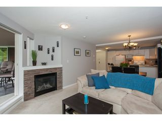 "Photo 2: A302 2099 LOUGHEED Highway in Port Coquitlam: Glenwood PQ Condo for sale in ""SHAUGHNESSY SQUARE"" : MLS®# R2088151"