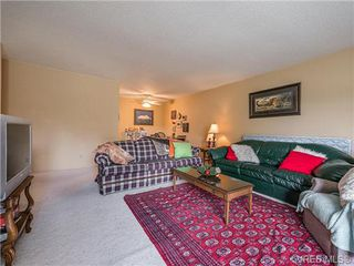 Photo 7: SAANICH EAST Condo For Sale SOLD With Ann Watley: 2 BDRMS + 1 BATHS VICTORIA HOME