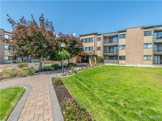 Photo 1: SAANICH EAST Condo For Sale SOLD With Ann Watley: 2 BDRMS + 1 BATHS VICTORIA HOME