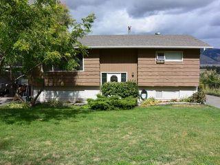 Photo 1: 1346 BELAIR DRIVE in : Barnhartvale House for sale (Kamloops)  : MLS®# 136689