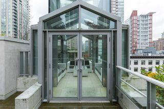 "Photo 20: 1403 535 SMITHE Street in Vancouver: Yaletown Condo for sale in ""YALETOWN"" (Vancouver West)  : MLS®# R2118653"