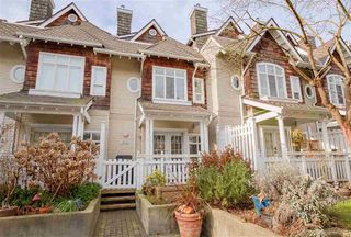 """Main Photo: 2836 E KENT AVENUE SOUTH in Vancouver: Fraserview VE Townhouse for sale in """"LIGHTHOUSE TERRACE"""" (Vancouver East)  : MLS®# R2135060"""