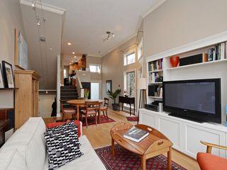 Photo 3: 4 118 Dallas Rd in VICTORIA: Vi James Bay Row/Townhouse for sale (Victoria)  : MLS®# 751750
