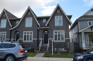 "Photo 1: 7817 211B Street in Langley: Willoughby Heights Condo for sale in ""Shaughnessy Mews"" : MLS®# R2146488"