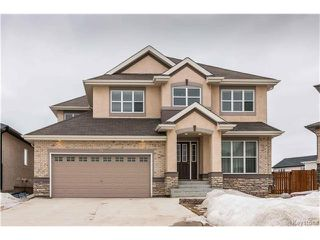 Main Photo: 51 Brookstone Place in Winnipeg: South Pointe Residential for sale (1R)  : MLS®# 1706502