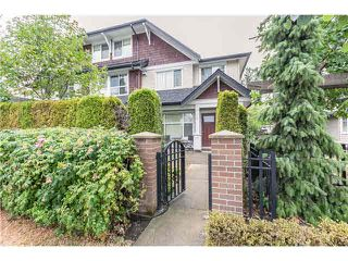 Photo 1: 16 10711 NO 5 Road in Richmond: Ironwood Townhouse for sale : MLS®# V1136215