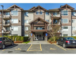 "Photo 1: 106 2581 LANGDON Street in Abbotsford: Abbotsford West Condo for sale in ""Cobblestone"" : MLS®# R2154398"
