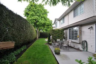 "Photo 18: 6 12268 189A Street in Pitt Meadows: Central Meadows Townhouse for sale in ""MEADOW LANE ESTATES"" : MLS®# R2167724"