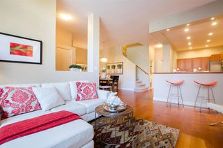 "Photo 1: 2288 REDBUD Lane in Vancouver: Kitsilano Townhouse for sale in ""MOZAIEK"" (Vancouver West)  : MLS®# R2181107"