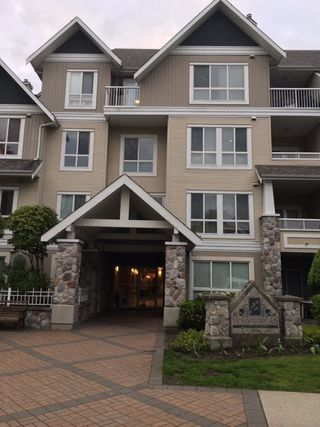 Main Photo: 213 19091 MCMYN ROAD in Pitt Meadows: Mid Meadows Condo for sale : MLS®# R2168463