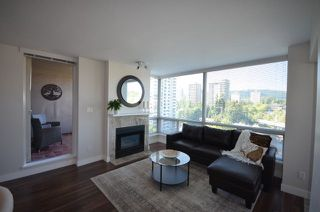 Photo 5: 1406 9633 MANCHESTER DRIVE in Burnaby: Cariboo Condo for sale (Burnaby North)  : MLS®# R2193705