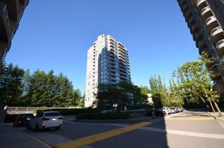 Photo 1: 1406 9633 MANCHESTER DRIVE in Burnaby: Cariboo Condo for sale (Burnaby North)  : MLS®# R2193705