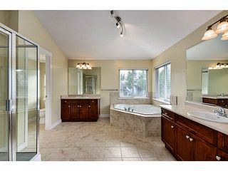 Photo 1: 46 MAPLE CT in Port Moody: Heritage Woods PM House for sale : MLS®# V1022503
