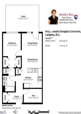 "Photo 17: 113 20460 DOUGLAS Crescent in Langley: Langley City Condo for sale in ""Serenade"" : MLS®# R2211501"