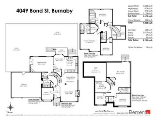 Photo 15: 4049 BOND Street in Burnaby: Central Park BS House for sale (Burnaby South)  : MLS®# R2217507