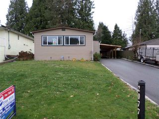 Photo 1: 2077 OAKRIDGE Crescent in Abbotsford: Poplar Manufactured Home for sale : MLS®# R2222802