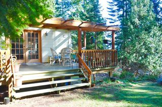 Photo 2: 150 BANNISTER Road: Bowen Island House for sale : MLS®# R2238873