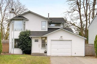 Main Photo: 21552 ASHBURY Court in Maple Ridge: West Central House for sale : MLS®# R2247634