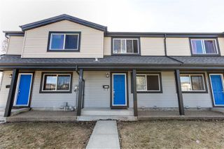 Main Photo: 40 18010 98 Avenue in Edmonton: Zone 20 Townhouse for sale : MLS®# E4106239