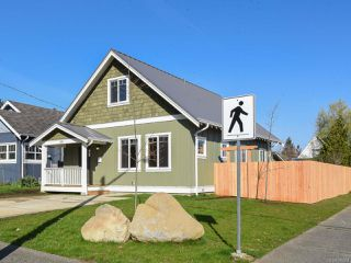 Photo 1: 519 12TH STREET in COURTENAY: CV Courtenay City House for sale (Comox Valley)  : MLS®# 785504