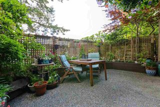 """Photo 17: 107 1040 KING ALBERT Avenue in Coquitlam: Central Coquitlam Condo for sale in """"Blue Mountain Terrace"""" : MLS®# R2278924"""