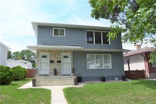 Photo 1: 142 Clyde Road in Winnipeg: East Elmwood Residential for sale (3B)  : MLS®# 1816016