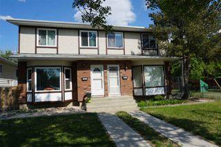 Main Photo: 10419 150 Street in Edmonton: Zone 21 House Half Duplex for sale : MLS®# E4116524