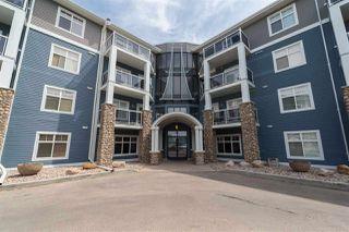Main Photo: 117 16035 132 Street in Edmonton: Zone 27 Condo for sale : MLS®# E4117440