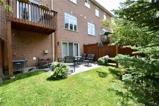 Photo 16: 33 1169 Dorval Drive in Oakville: Glen Abbey Condo for lease : MLS®# W4201544