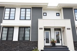 Photo 1: 143 3229 Elgaard Drive in Regina: Hawkstone Residential for sale : MLS®# SK745896