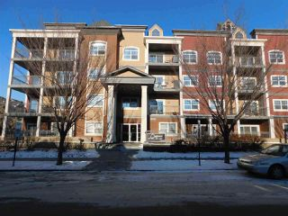 Main Photo: 404 5280 TERWILLEGAR BLVD in Edmonton: Zone 14 Condo for sale : MLS®# E4130145
