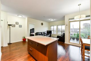 "Photo 6: 301 8733 160 Street in Surrey: Fleetwood Tynehead Condo for sale in ""Manarola"" : MLS®# R2313401"