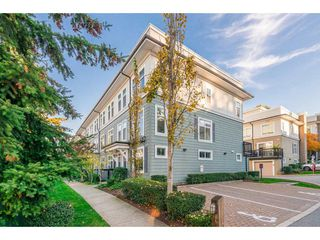 "Photo 1: 97 15833 26 Avenue in Surrey: Grandview Surrey Townhouse for sale in ""Brownstones"" (South Surrey White Rock)  : MLS®# R2317018"
