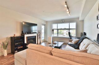 "Photo 1: 207 7445 120 Street in Delta: Scottsdale Condo for sale in ""Trend"" (N. Delta)  : MLS®# R2326229"