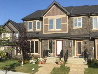 Main Photo: 3056 KESWICK Way in Edmonton: Zone 56 Attached Home for sale : MLS®# E4139665