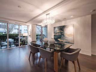 "Photo 5: 1510 HOMER Mews in Vancouver: Yaletown Townhouse for sale in ""THE ERICKSON"" (Vancouver West)  : MLS®# R2334028"