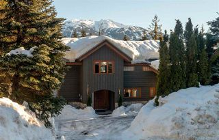"""Main Photo: 8258 MOUNTAIN VIEW Drive in Whistler: Alpine Meadows House for sale in """"Alpine Meadows"""" : MLS®# R2343373"""