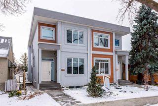 Main Photo:  in Edmonton: Zone 15 House Half Duplex for sale : MLS®# E4146479