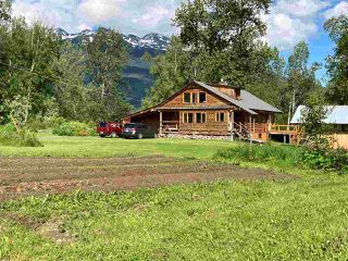 Photo 1: 7515 W 16 Highway: Hazelton House for sale (Smithers And Area (Zone 54))  : MLS®# R2350029