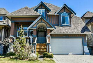 "Photo 1: 11626 HARRIS Road in Pitt Meadows: South Meadows House for sale in ""FIELDSTONE"" : MLS®# R2350666"