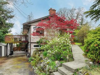 Photo 1: 265 Balfour Place in VICTORIA: Vi Burnside Single Family Detached for sale (Victoria)  : MLS®# 408141