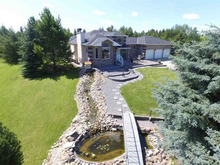Photo 1: 3-51422 RGE RD 261: Rural Parkland County House for sale : MLS®# E4152896