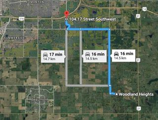 Photo 13: 90, 50535 RR 233: Rural Leduc County Rural Land/Vacant Lot for sale : MLS®# E4155775