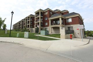 Main Photo: 110 500 Palisades Way: Sherwood Park Condo for sale : MLS®# E4162110