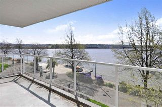"Photo 2: 308 12 K DE K Court in New Westminster: Quay Condo for sale in ""Dockside at the New Westminster Quay"" : MLS®# R2382539"