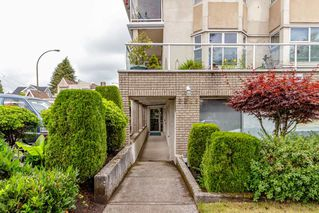 "Main Photo: 203 2285 E 61ST Avenue in Vancouver: Fraserview VE Condo for sale in ""Fraserview Place"" (Vancouver East)  : MLS®# R2386180"