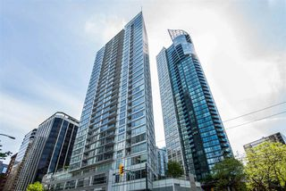 "Main Photo: 1903 1188 W PENDER Street in Vancouver: Coal Harbour Condo for sale in ""Sapphire"" (Vancouver West)  : MLS®# R2387389"