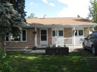 Main Photo: 4727 45 Street: Rural Lac Ste. Anne County House for sale : MLS®# E4166042