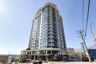 """Main Photo: 1002 610 VICTORIA Street in New Westminster: Downtown NW Condo for sale in """"The Point"""" : MLS®# R2450234"""